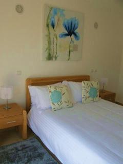 Reverse view of master bedroom