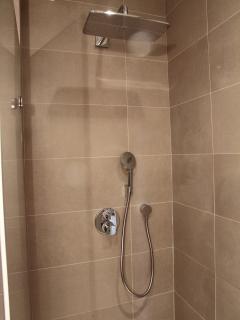 Relaxing shower, Raindance