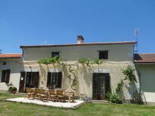 Big  farmhouse- big pool-Pizza oven-Courtyard- BBQ, Jaure