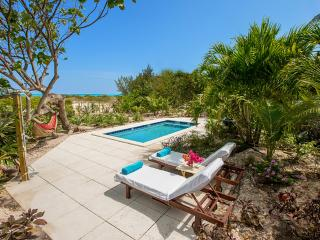 New Pool!  Best Value on Grace Bay Beachfront, one of the  World's Best Beaches, Middle Caicos