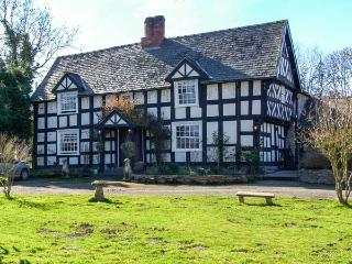 WHITE HOPTON HOUSE, 17th century, detached, over three floors, woodburning, Mellington