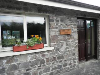 Entrance of our cottage