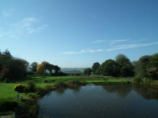 lovely 2 bed cottage with fishing & hot tub, Callington