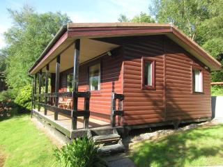 Argyll Retreat Lodge, Loch Eck