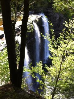 Salmon River Falls - a 7 minute drive a MUST see