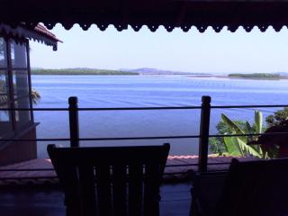 WOODEN CHALET ON THE RIVER BANKS, Panjim