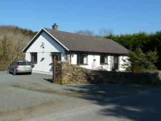 Bungalow near Trebarwith Strand beach, Tintagel