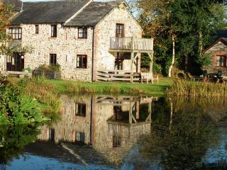 Lakeside Cottage 3 b/r with fishing & health c, Callington