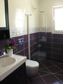 Purple Rain wetroom!