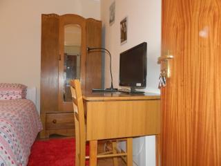 Wardrobe and desk