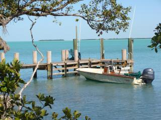 Dock the boat and your adventure begins!