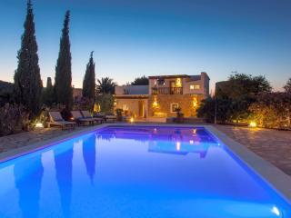 Villa El Palau de Can Sergent. Ibiza