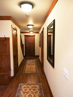 Hallway, first level
