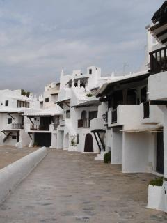 Binibeca Main Village - a 5 minute walk
