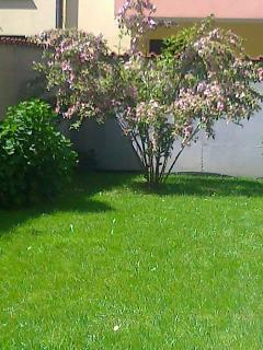 Giulia apart - private Garden