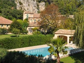 Swimming pool - essence of Provence on this historic estate