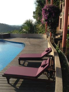 pool sun deck