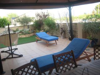 planta baja con patio, Torreblanca