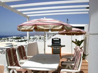 Enjoy a BBQ on the Upper Terrace