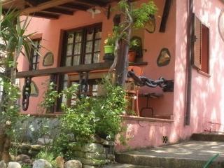 Villetta arancio, Rio Nell'Elba