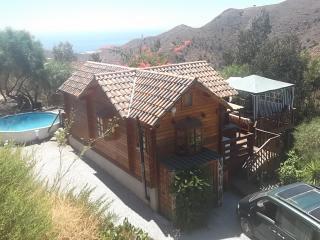 Casa de Madera, Sayalonga