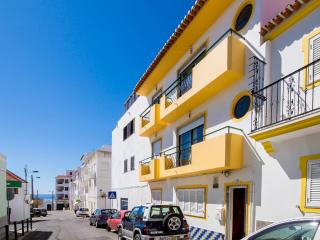 street were appartement is only 200meters from beach and old town center
