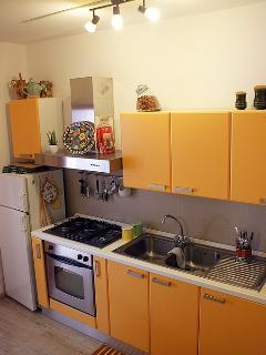 kitchen - Villa PoliFlora