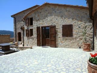 Apartment LE STELLE in Tuscany ITALY, Montecastelli Pisano