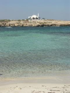 Ayia Thekla Church and Beach