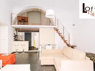 1743 LOft arcoSuite, apartment, siracusa, Ortigia