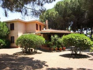 Villa Ortensia, every comfort, Santa Margherita di Pula