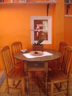 Mesa para 4 pessoas