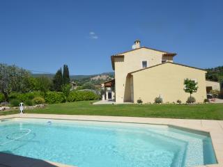 Villa Ludowine, Chateauneuf de Grasse