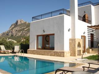 Pool & St Hilarion Castle