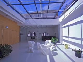 JdV Holidays Apartment Iris, fabulous loft apartment with opening roof!