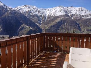 Cosy Mountain Home on 1700m, Graechen