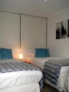 Bedroom # 2 single bed