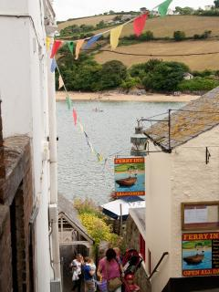 Ferry Steps in Salcombe