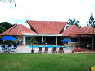 Villa Back View