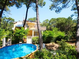 Amazing villa at the beach in private park whit Jacuzzi, pool, playground,BBQ.