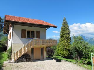 Gîte Des Monchus 6 pers, 3 chambres, 3 étoiles, Mont Saxonnex