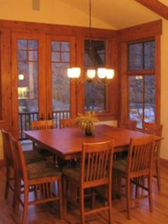 Dining Room Incredible Views
