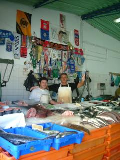 Fantastic supply of fish-caught daily
