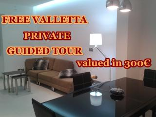 75 m2, modern 1 bedroom apartment Malta, Msida
