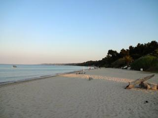 Gorgeous beach front apt in Chalkidiki
