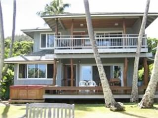 The House at Log Cabins, Haleiwa