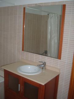 Bathroom (with bath & separate shower)