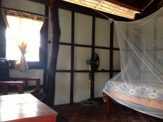 'Love Shack' interior