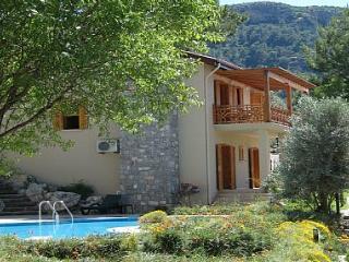 Spacious luxurious villa in SE Turkey near Fethiye