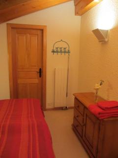 Upstairs bedroom view 3